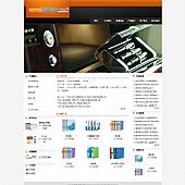 企业网站-办公A22