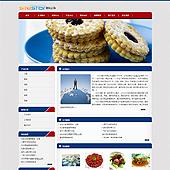 企业网站-餐饮A3
