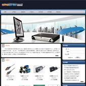 企业网站-电子A18