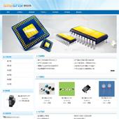企业网站-电子A19