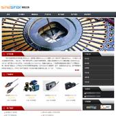 企业网站-电子A25