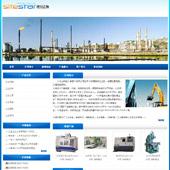 企业网站-工业制品A21