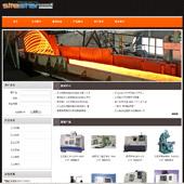 企业网站-工业制品A22