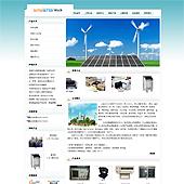 企业网站-环保A51