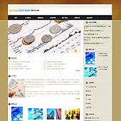 企业网站-金融A26