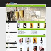 企业网站-酒类A27