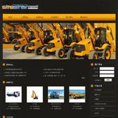 企业网站-机械A26