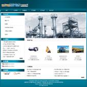 企业网站-机械A27
