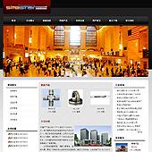 企业网站-贸易A25