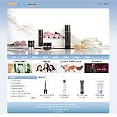 企业网站-美容A6