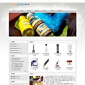 企业网站-美容A21