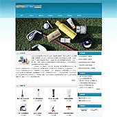 企业网站-美容A43