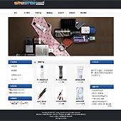企业网站-美容A44