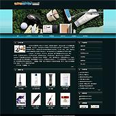 企业网站-美容A54