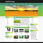企业网站-农业A10