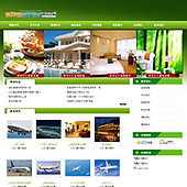企业网站-票务A13
