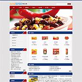 企业网站-食品A19