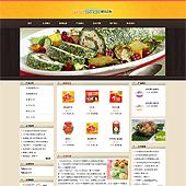 企业网站-食品A6