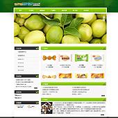 企业网站-食品A9