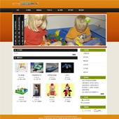 企业网站-玩具A12