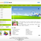 企业网站-玩具A24