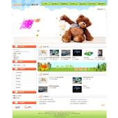 企业网站-玩具A8