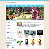 企业网站-玩具A27