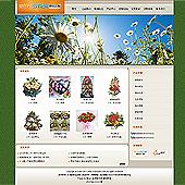 企业网站-鲜花A20