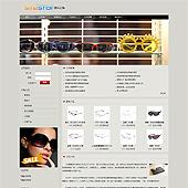企业网站-眼镜A24
