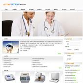 企业网站-医疗A11