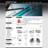 企业网站-医疗A33