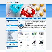 企业网站-医疗A34
