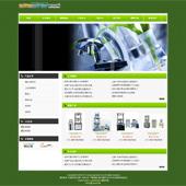 企业网站-仪器A19
