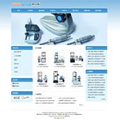 企业网站-仪器A21