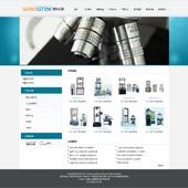 企业网站-仪器A22