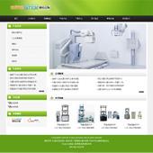 企业网站-仪器A25