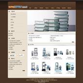 企业网站-仪器A39