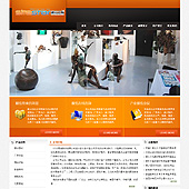 企业网站-展览A23