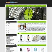 企业网站-钟表A1
