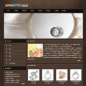 企业网站-珠宝A54